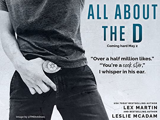 Image result for all about the D by Lex Martin