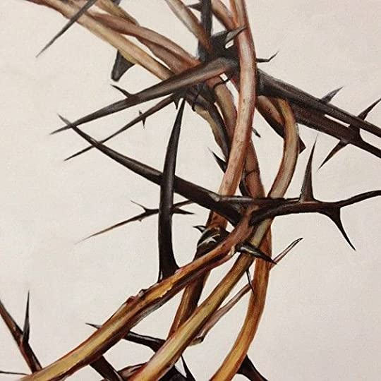 crown of thorns: