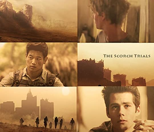 The scorch trials the maze runner 2 by james dashner this book is as good as the first one but honestly the movie sucks i legit adored the ideas in the maze runner james dashner successfully delivered fandeluxe Images