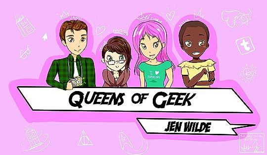 Resultado de imagem para queen of geeks