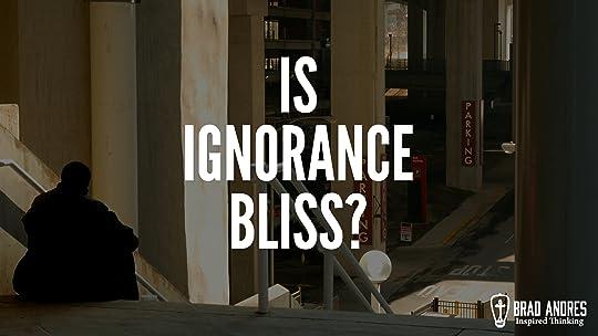 Is Ignorance Bliss? Ecclesiastes 1
