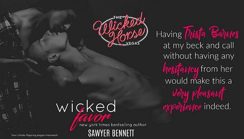 #WickedHorse