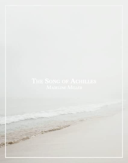 song of achilles madeline miller epub