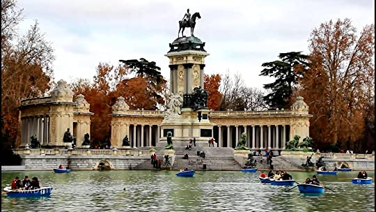 Image result for el retiro park