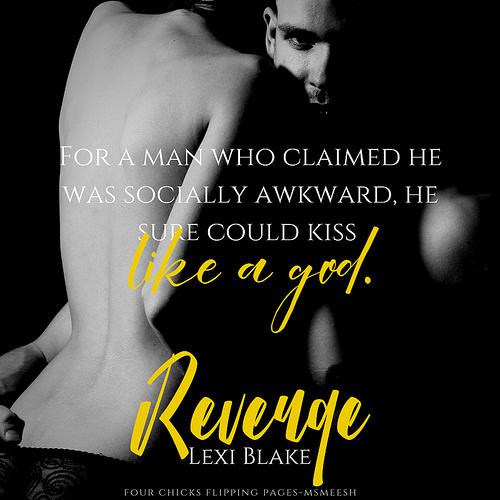 #RevengeLexiBlake