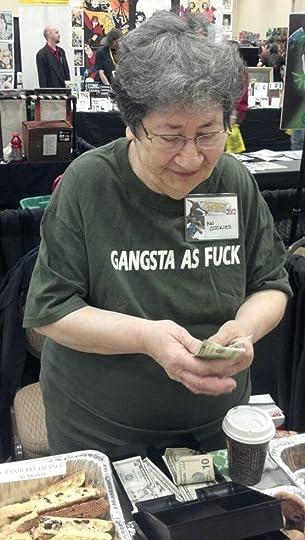 Image result for badass older lady