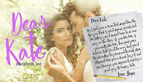 #DearKate