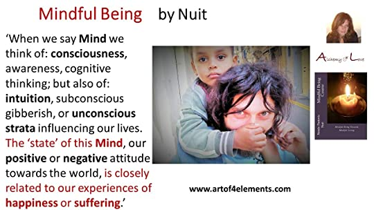 Mind Powers Mindful Being Course quote