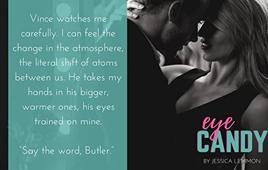 Eye Candy - Jessica Lemmon