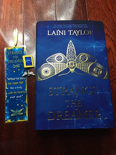 strange the dreamer the enchanting international bestseller english edition