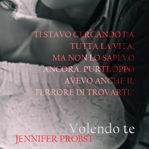 Volendo te Jennifer Probst
