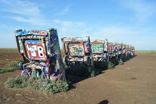 Cadillac Ranch, Amarillo Texas photo vac09A023.jpg