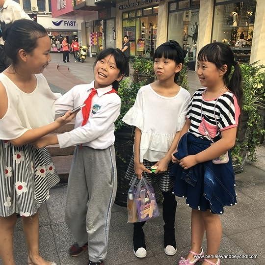 Wenzhou girls