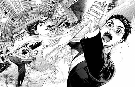 Welcome To The Ballroom by Tomo Takeuchi