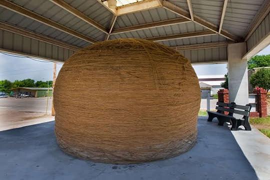 Largest Ball of Twine, Cawker, Kansas photo _MG_7297.jpg