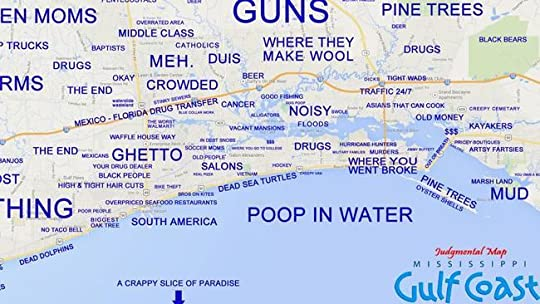 judgmental maps your city judged by trent gillaspie reviews