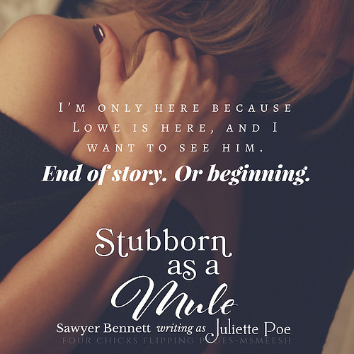 #StubbornAsA Mule