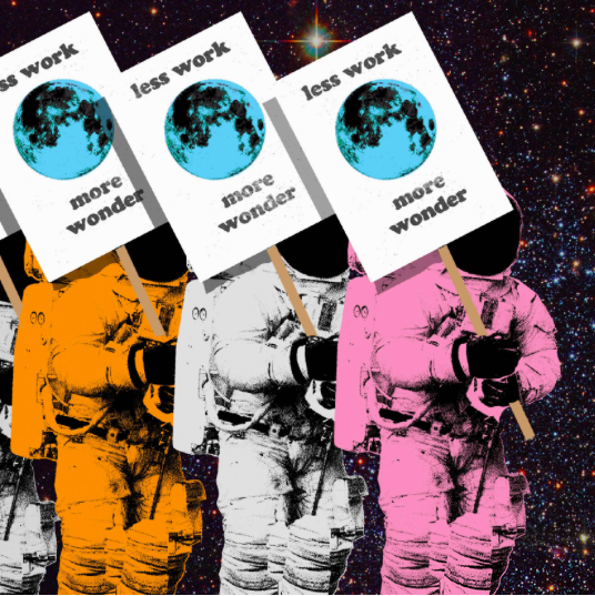 What_s It Like in Space? 14-- bookspoils