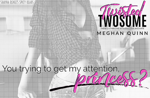 Twisted Twosome Teaser