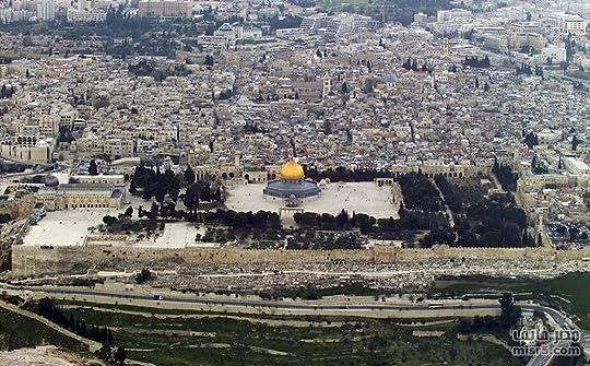 صورة-جوية-للمسجد-الأقصى-من-الشرق.