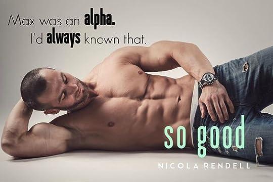 So Good - Nicola Rendell