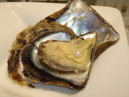 """the curse of the oyster in john steinbecks book the pearl The pearl quotes want to read saving  with letters as big as dogs, and the words galloped and played on the book"""" ― john steinbeck, the pearl."""