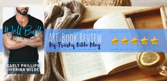 ARC book and blanket review.png