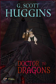 Doctor to Dragons - Cover