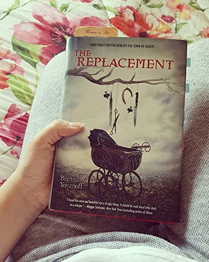 The Replacement Book
