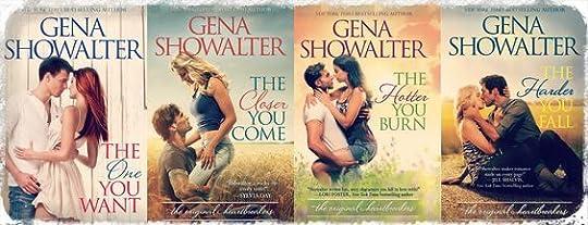 The Original Heartbreakers Gena Showalter