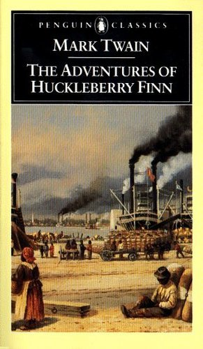 how mark twain portrays huck in the story adventures of huckleberry finn Despite the fact that twain narrates his story through huck's adventures of huckleberry finn by mark twain the use of the n-word in huck finn.