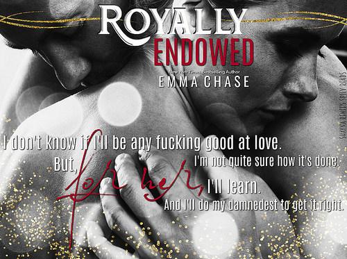 Royally Endowed Teaser
