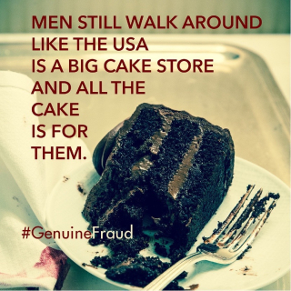 CHOC CAKE_Genuine Fraud