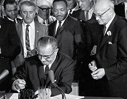 The History Book Club - CIVIL RIGHTS: NATIONAL VOTING RIGHTS ACT ...