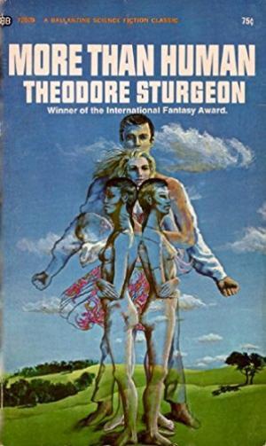 Ebook download free theodore more sturgeon human than