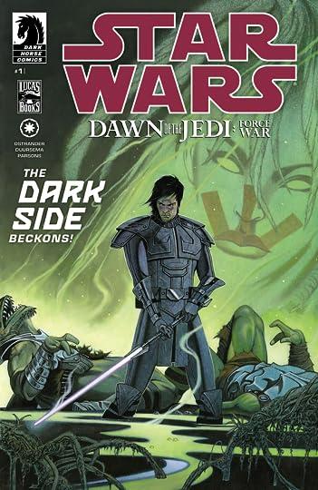 Star Wars: Dawn of the Jedi, Volume 3: Force War by John