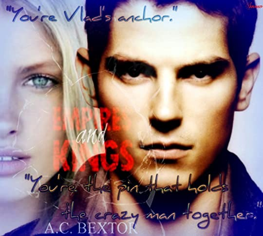 Empires and Kings (Mafia, #1) by A C  Bextor