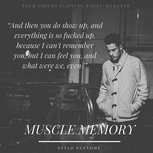 #MuscleMemory