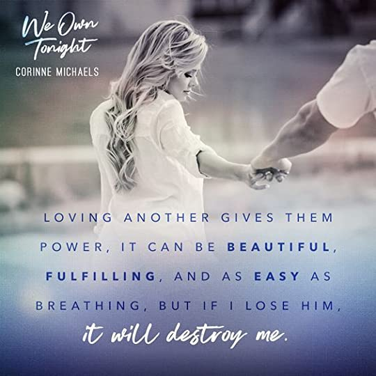 Image result for we own tonight corinne michaels