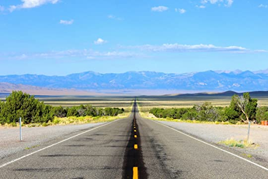 Image result for highway 50 nevada creepy gif