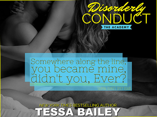 Disorderly Conduct Teaser