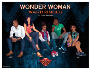 Wonder Woman Warbringer Dc Icons 1 By Leigh Bardugo