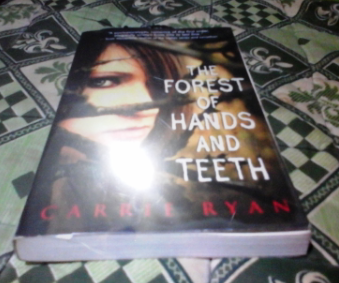 The forest of hands and teeth by carrie ryan i dont think ive read a zombie book that i didnt like sorry about the spoiler because yes the forest of hands and teeth is as story about zombies fandeluxe Choice Image