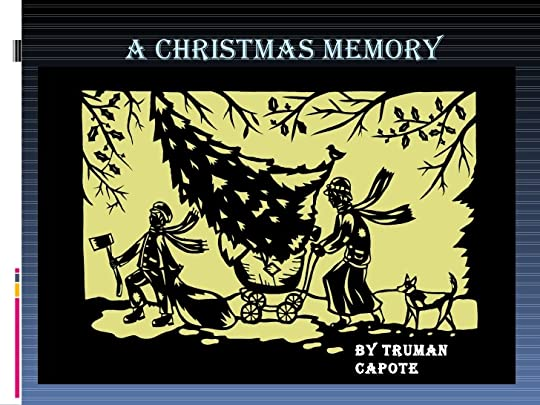 an analysis of a christmas memory by truman capote A christmas memory by truman capote and a great selection of similar used, new and collectible books available now at abebookscom.