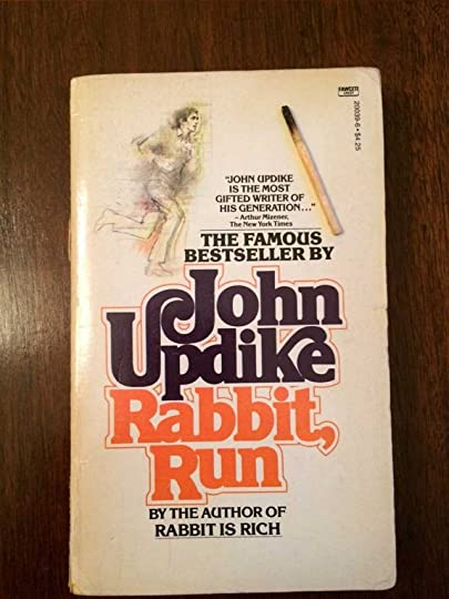 The Rabbit Angstrom Novels Critical Evaluation - Essay