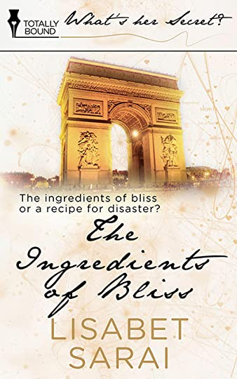 Ingredients of Bliss cover