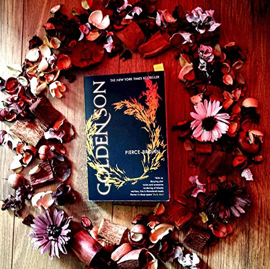 Golden Son (Red Rising, #2) by Pierce Brown – Booksprens