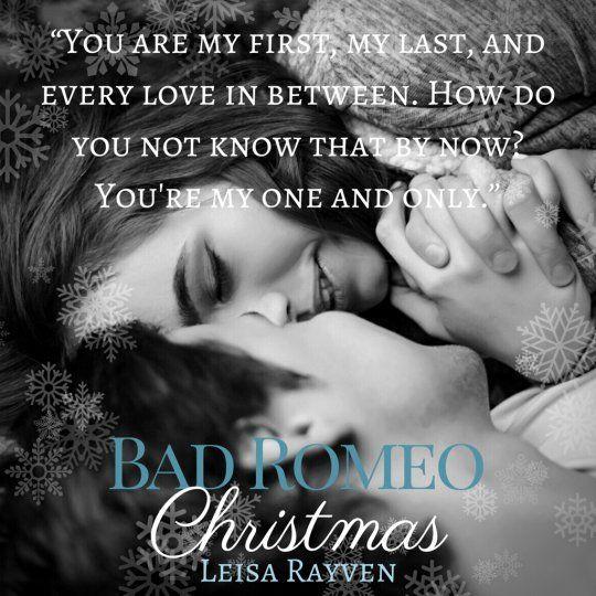Bad Romeo Pdf