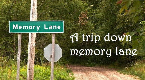 Image result for memory lane