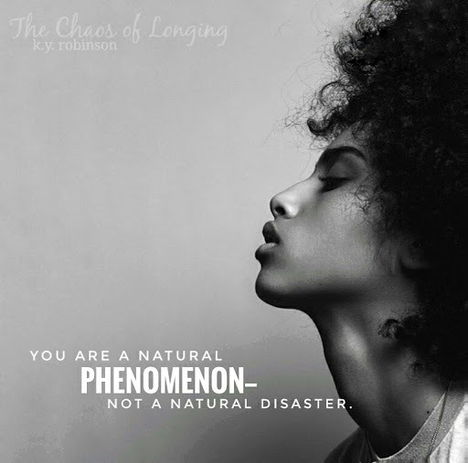 The Chaos Of Longing By Ky Robinson
